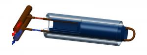 Вакуумная трубка с системой U-type