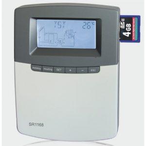 Контроллер для гелиосистемы SR 1168