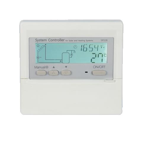 Контроллер SR528 для гелиосистем