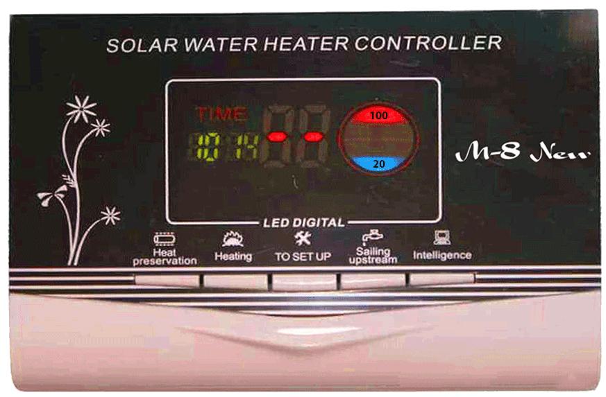 Контроллер М8 для солнечного коллектора